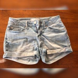 "No Boundries ""Jean"" Shorts"